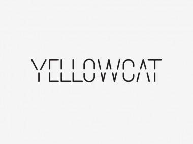 yellowcat_logo_brand identity_Catherine Chronopoulou